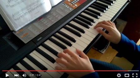ines-nokas-Under the big top - piano YouTube