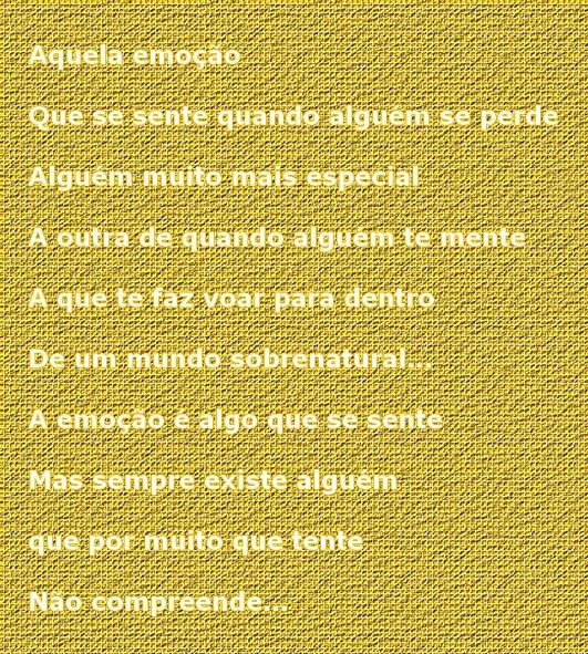 o poema do francisco